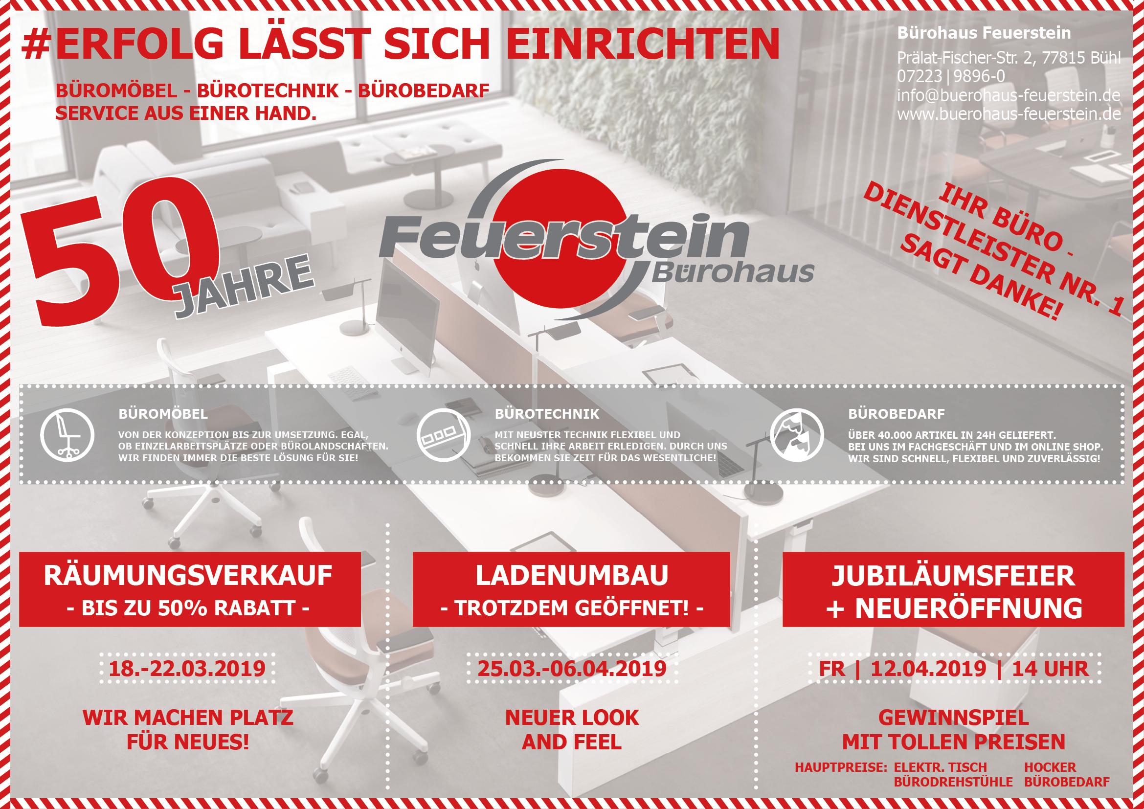Start Bürohaus Feuerstein
